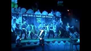 Ridhi Sidhi Ganpati Bappa Maurya Rocking Group Performances ABCD