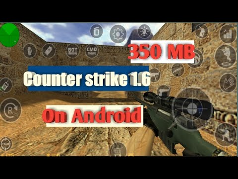 How To Download Counter Strike On Android Phone Counter Strike For Android Cs Strike Android