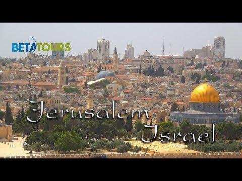 Jerusalem Bethlehem, Israel 4K travel guide bluemaxbg.com