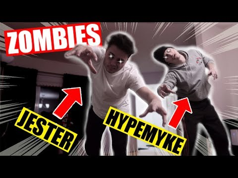 *INSANE* I TURNED JESTER AND HYPEMYKE INTO ZOMBIES!! (HOW CAN I SAVE THEM!?)