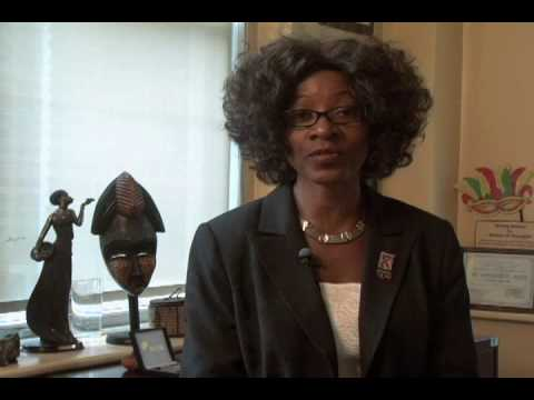 Marjorie J. Hill, Ph.D., talks about HIV/AIDS because...