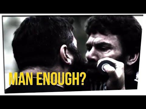 Men Taught to be 'Men' in Primal Boot Camp ft. DavidSoComedy