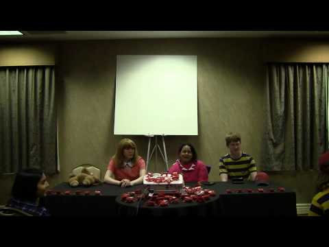 'Gender and Sexuality in the MOTHER Series' panel from Camp Fangamer