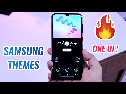 Best FREE Samsung Official DARK Themes - ONE UI Customization For Samsung Devices