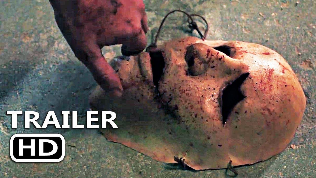 CHOP CHOP Official Trailer (2020) Horror Movie