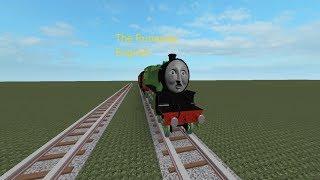 Roblox: The Runaway Engine!