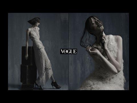 VOGUE Italia - fashion editorial...