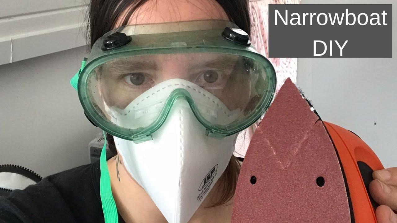 Painting My Narrowboat Deck