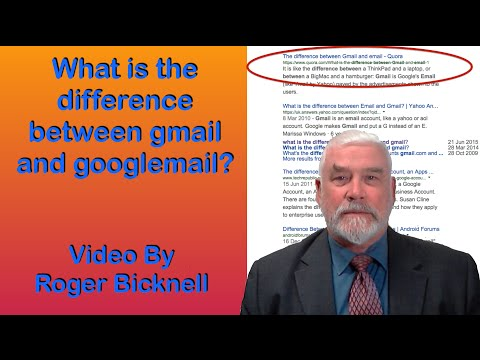 What Is The Difference Between Gmail And Google Mail