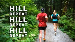 Hill Repeats are Speed Work for Trail Runners
