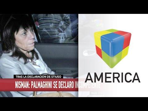 Caso Nisman: La jueza Palmaghini se declaró imcompetente
