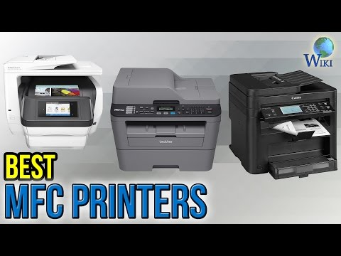 10 Best MFC Printers 2017