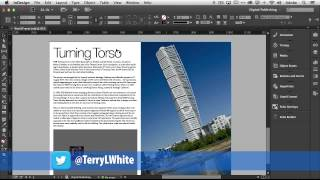 How To Create a Fixed Layout Ebook with Adobe InDesign CC