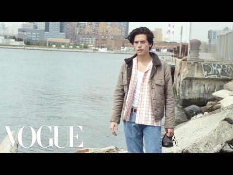 24 Hours With Cole Sprouse | Vogue