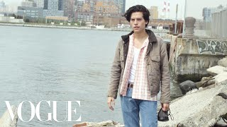 24 Hours With Cole Sprouse   Vogue