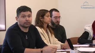 Pleno ordinario pertencente ao mes de novembro concello de Soutomaior