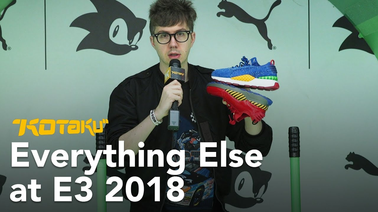 The Weirdest Things We Found at E3 2018