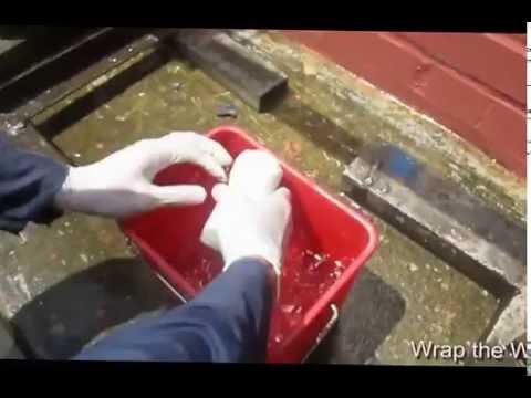 Active Pipe Leak Repair Wrap Seal Ultra
