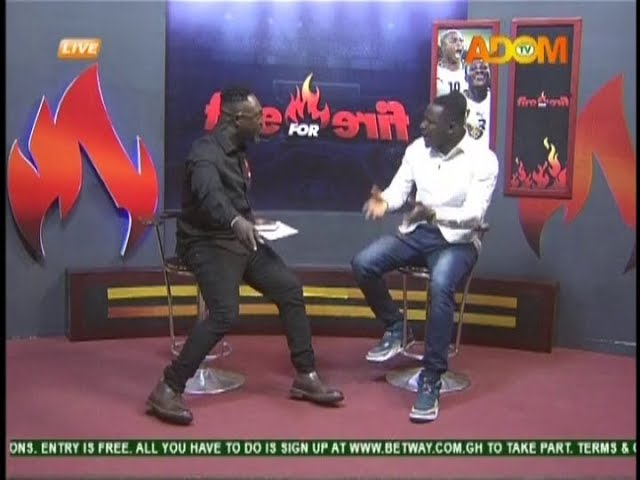 Commentary Position - Fire 4 Fire on Adom TV (16-8-18)