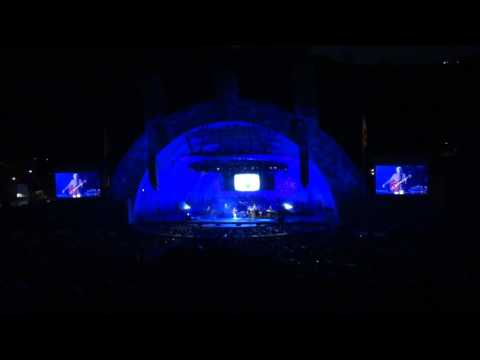 The Moody Blues perform