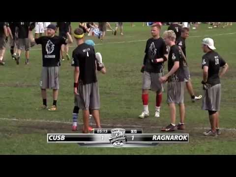 WUCC 2014 | Copenhagen Ragnarok vs Bologna CUSB - Open Pool Play