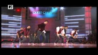 las mejores coreografias Quest crew (Abdcrew)