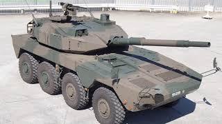 MCV, Настоящий колёсный танк!