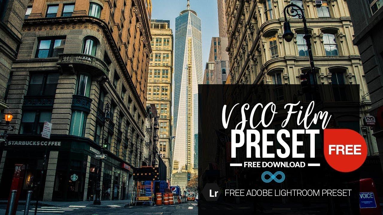 Vsco Film For Lightroom Mac