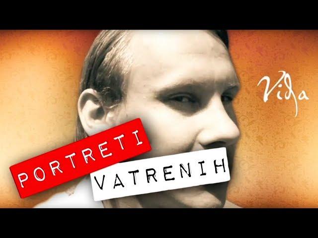 Domagoj Vida - portreti Vatrenih, Robert Knjaz