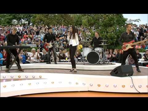 Elif im ZDF Fernsehgarten (200 Tage Sommer)