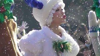 TDL ディズニー・クリスマス・ストーリーズ 2017.11.10 神ダさん!雪だるま姿でもいきなり神回!?(ホントに閲覧注意です。。お見事で、観終わった後もしばらく頭ボーっとしちゃいますよ^^!編) thumbnail