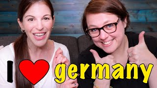 German's Honest Thoughts about Germany (with Cari from Easy German)