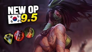 9 New OP Builds and Champs in Korea Patch 9.5 SEASON 9 (League of Legends)