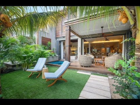 Serene Waterfront Duplex in Black River, Mauritius