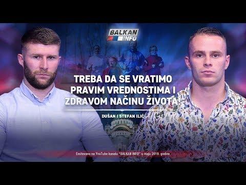 AKTUELNO: Ilić Team - Treba Da Se Vratimo Pravim Vrednostima I Zdravom Načinu života! (16.5.2019)