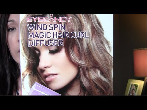Wind spin Magic Air curler Diffuser does it work?