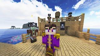 PIRATAS - Construimos nuestra Fortaleza Pirata!
