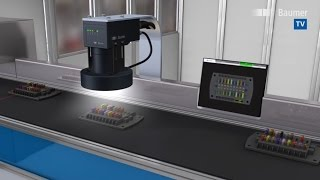 VeriSens vision sensors: Easy and intuitive image-based quality control
