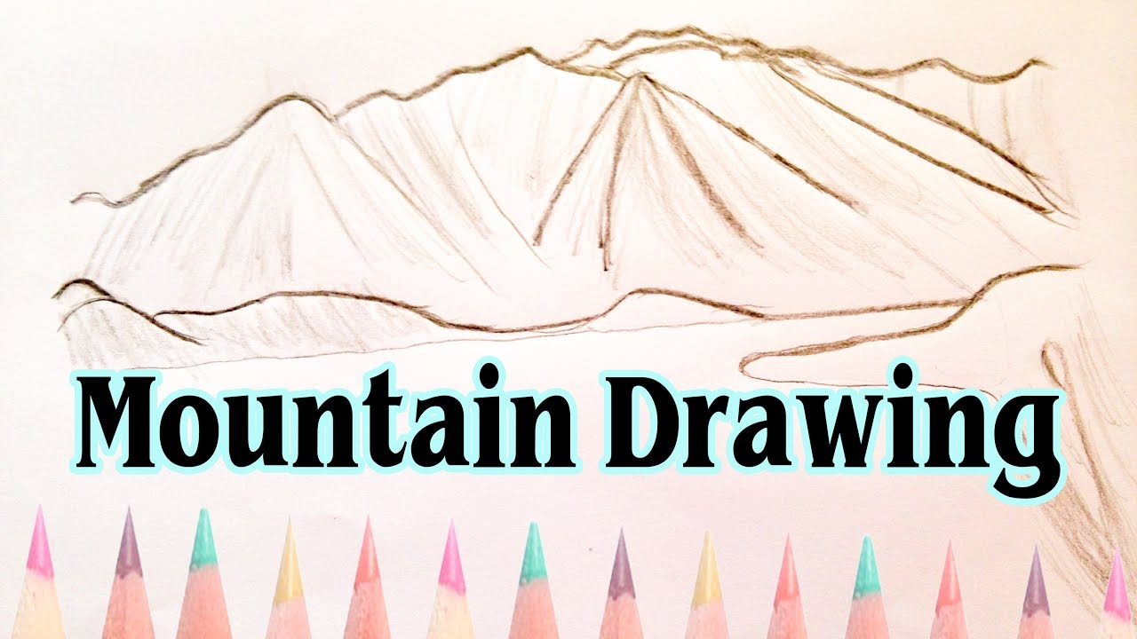 Easy landscape drawings step by step learn how to draw for Easy landscape drawings step by step