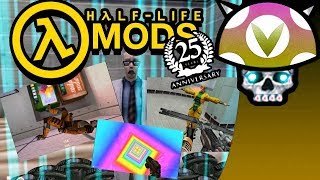 [Vinesauce] Joel - Half Life Stink Mods Mini-Cut