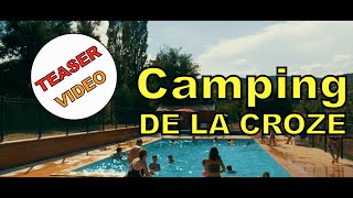 Camping Auvergne - Camping de la Croze