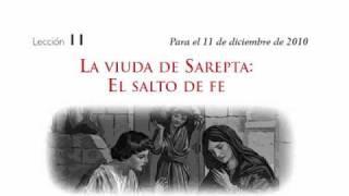 La viuda de Sarepta: El salto de fe