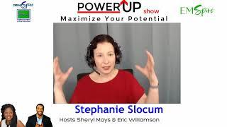 Power Up Episode #3 Part 1 EM-Spire Magazine on DreamSpireTV
