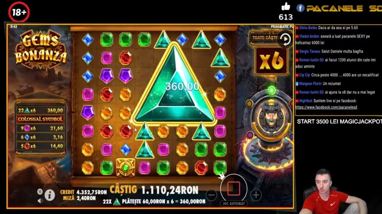 JUCAM RESPONSABIL-OARE CASTIGAM ??Live casino! -  Pacanele online ! #87