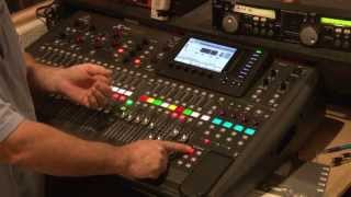 Behringer X32 Console Training Pt 1