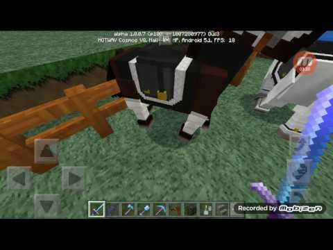 Minecraft oynadık Murat (oyunda taklaya geldi)!!!!  Bölüm #4
