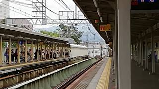阪神5001形5001F 武庫川駅到着