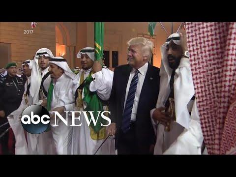 Trump: Saudi crown prince 'denied' knowledge in Khashoggi case