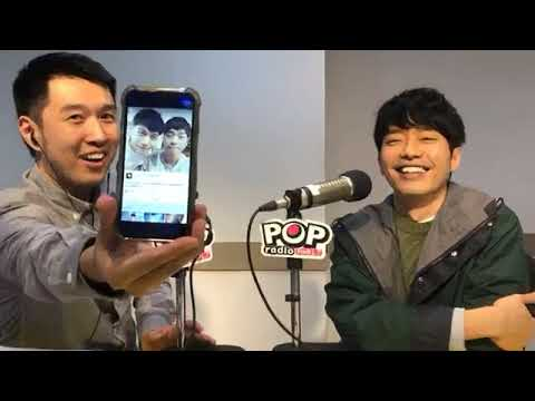 Nicholas Teo 張棟樑來了! 想念他的朋友們,不要錯過明年1月27日的 #口袋的五度世界 演唱會,還有今晚Popradio的直播喔!