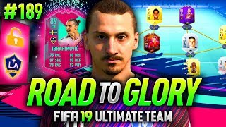 FIFA 19 ROAD TO GLORY #189 - FUT BIRTHDAY ZLATAN = UNLOCKED!! thumbnail
